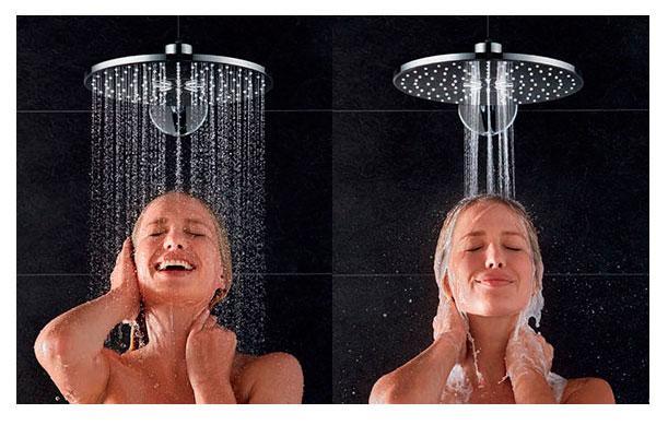 grohe la ducha perfecta para cada momento