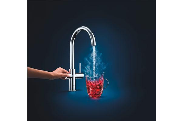 grohe red gana el kitchen innovation of the yearnbspde 2018