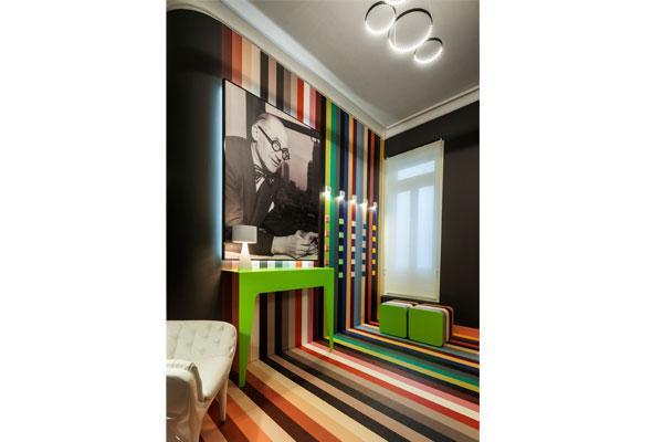 jung lleva los colores de le corbusier y su domtica knx a casa decor 2018