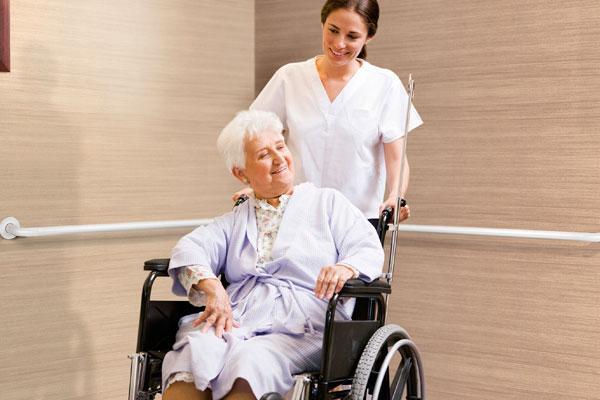 presto equip proporciona soluciones adaptadas a las personas mayores