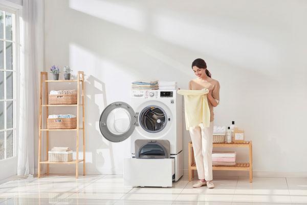 lg twinwash la lavadora de doble carga que revoluciona el mundo del lavado