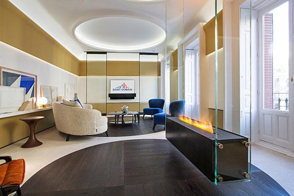 innovacin y diseo en el espacio de saintgobain de casa decor