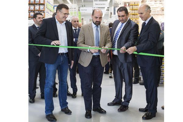 leroy merlin inaugura la nueva tienda en colmenar viejo