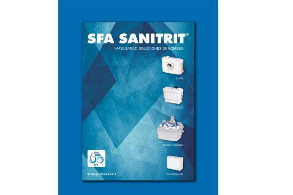 la nueva tarifa 2018 de sfa sanitrit celebra con importantes novedades el 60 aniversario de la empresa