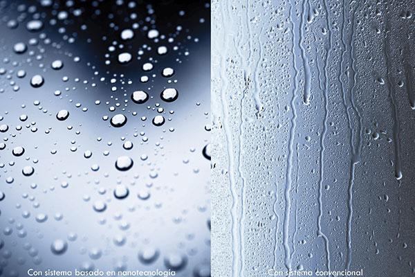profiltek promueve las mamparas libres de calnbspmediante nanotecnologa