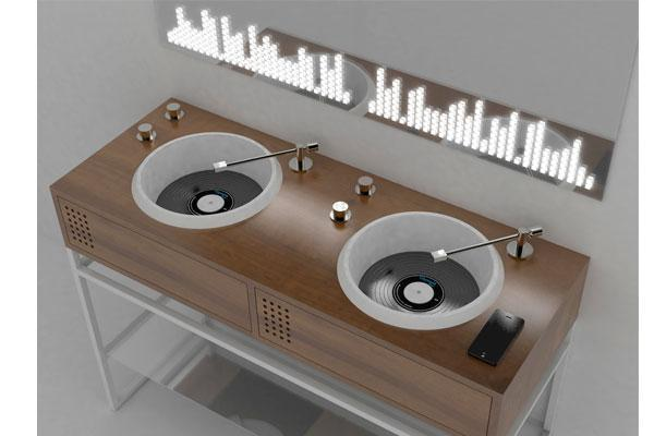 vinyl despierta la nostalgia en el baonbsp