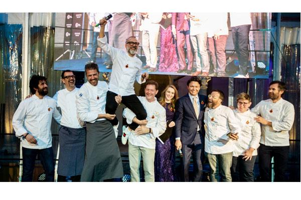 el chef massimo bottura nuevo embajador oficial de grundig