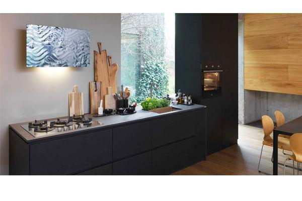 franke exhibe en miln sus productos inteligentes para cocinas de alto nivel