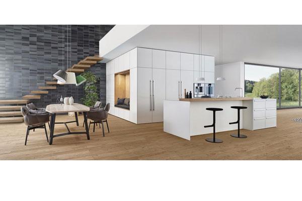leicht mostrar una nueva arquitectura de la cocina en miln