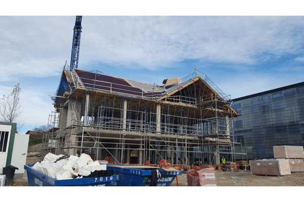 nuevo sistema siate de cubierta onduline para la construccin de cubiertas inclinadas