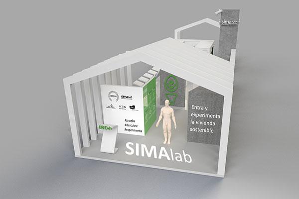 sima y breeam presentan la casa sostenible en madrid