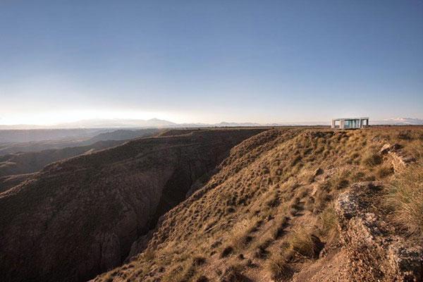la casa del desierto un proyecto arquitectnico pionero en espaa