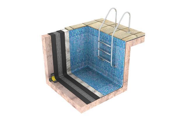 weber presenta una solucin ptima en impermeabilizacin de piscinas