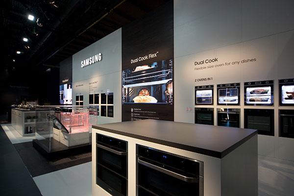 samsung transforma la cocina domstica con el horno dual cook flextm