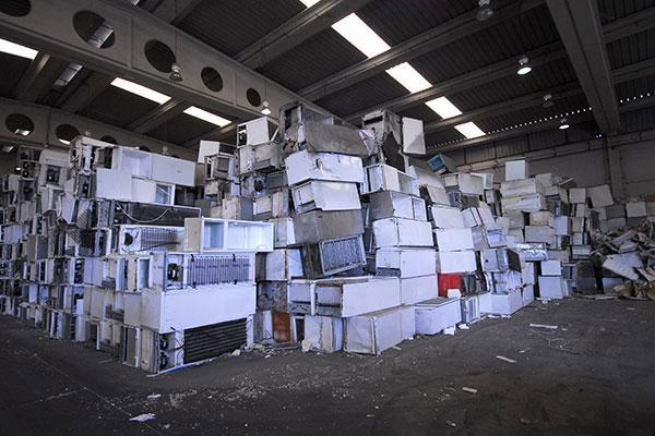 espaa solo recicla el 21 de la basura electrnica que genera
