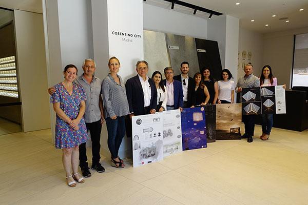 cosentino design challenge 12 anuncia sus ganadores