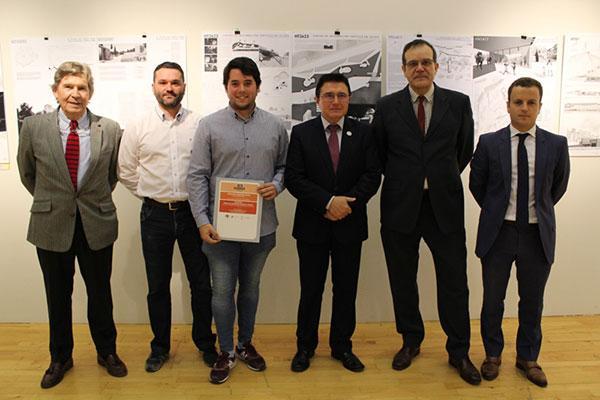 el foro cermico hispalyt llega a toledo con la exposicin centro de informacin turstica concurso de proyectos