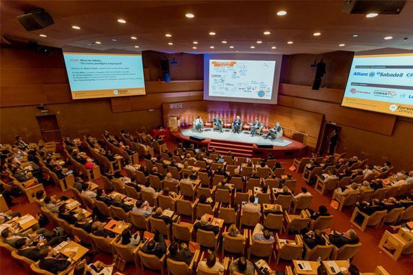 el frum amec 2018 aborda la necesidad de la industria de colaborar para ser competitiva en el entorno global