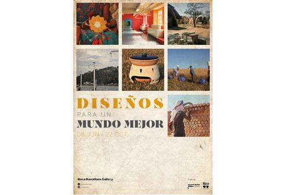 roca barcelona gallery acoge la exposicin diseos para un mundo mejor