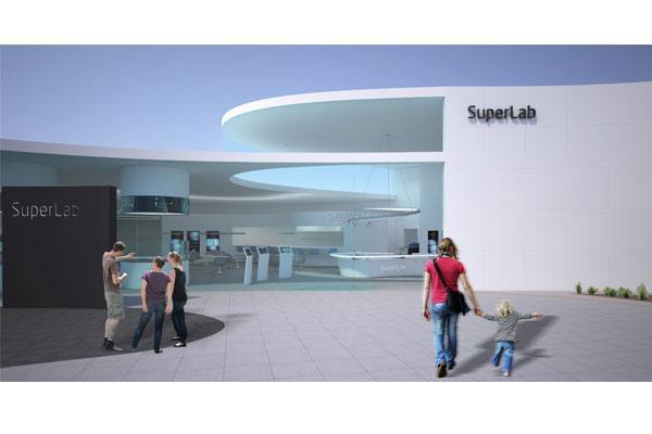 evvo retail presenta el supermercado del futuro