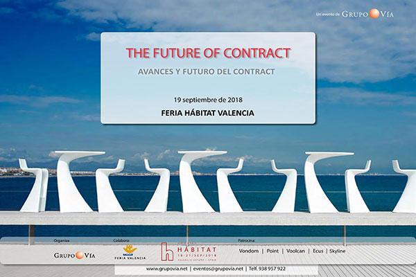 el futuro del contract se debate en hbitat 2018