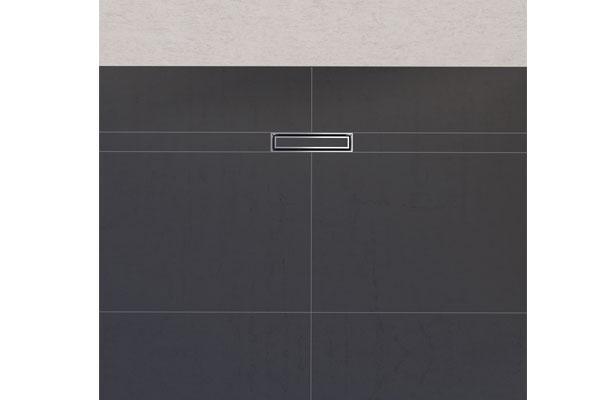 geberit lanza su nuevo canal de ducha cleanline personalizable