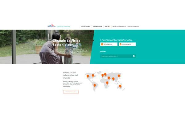 saintgobain lanza la pgina web edificacin sostenible