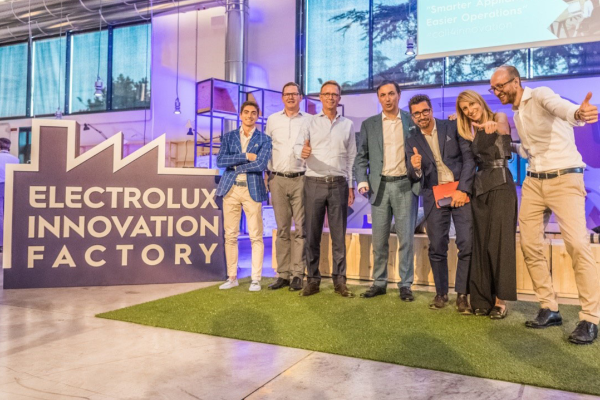 electrolux inaugura su centro de innovacin