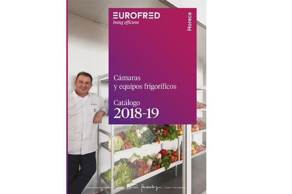 eurofred presenta en exclusiva su catlogo de cmaras y equipos frigorficos