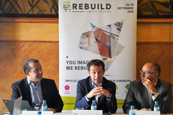 la edificacin offsite y la tecnologa protagonistas de rebuild 2018