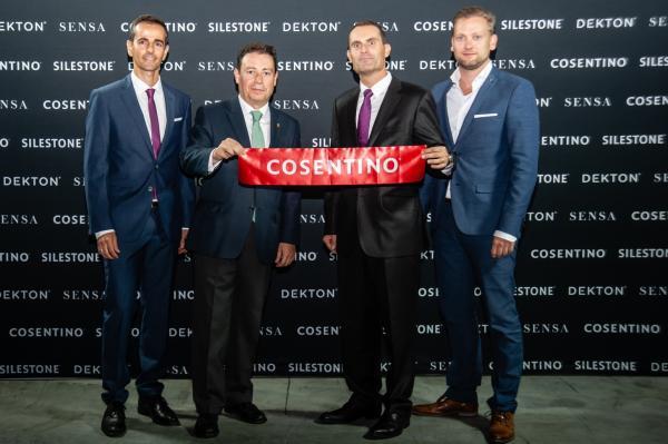 grupo cosentino se implanta en polonia consolidando su presencia en el mercado europeo