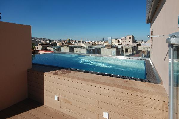 inbeca wellness equipment equipa el hotel park barcelona