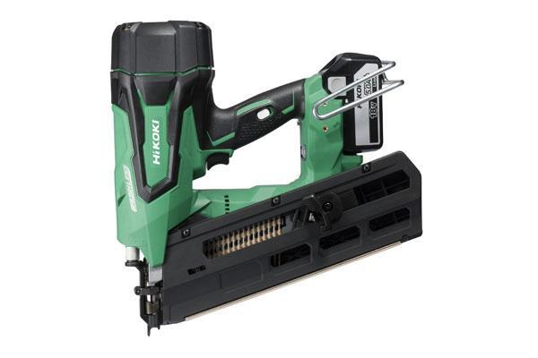 las nuevas clavadoras a batera de hitachi power tools  hikoki garantizan la mxima libertad y comodidad