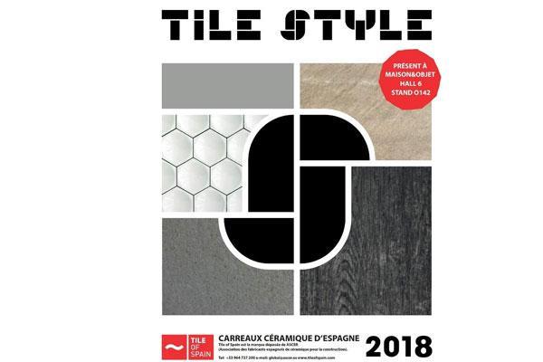 participacin de tile of spain en la feria maison amp objet