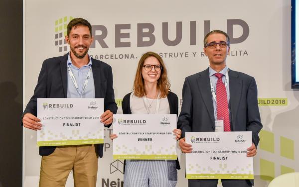 las 15 start ups finalistas dan a conocer sus proyectos para revolucionar la edificacin
