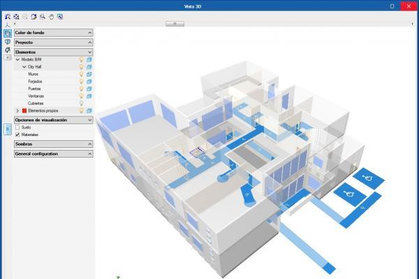 cype desarrolla el software open bim accesibility para  disear y comprobar los requerimientos de accesibilidad de un edificio