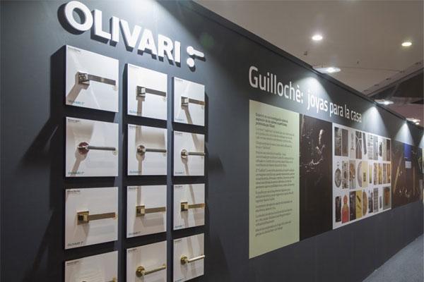olivari conquista hbitat valencia y rebuild barcelona con sus manillas de diseo italiano