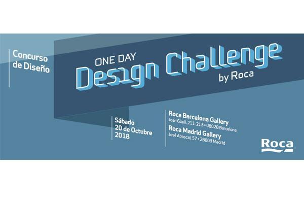 roca organiza la sptima edicin del concurso one day design challenge
