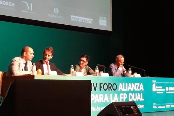 saintgobain placo participa en el iv foro de la alianza para la fp dual en mlaga