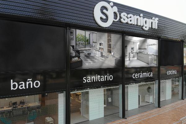 sanigrif inaugura una nueva exposicin de baos cermica y cocinas en benidorm