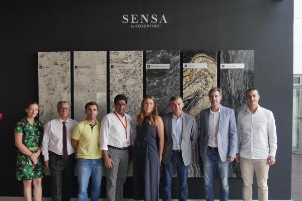 grupo cosentino mejora los estndares en la industria de la piedra natural