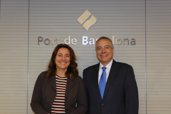 pere navarro nuevo presidente de la asociacin barcelonacatalunya centre logstic