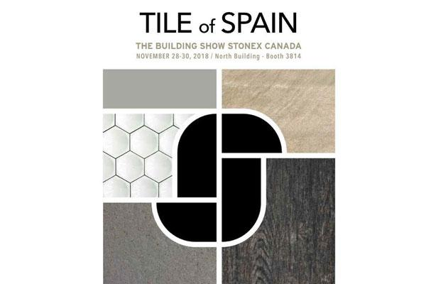 tile of spain presente por primera vez en la feria stonex de toronto