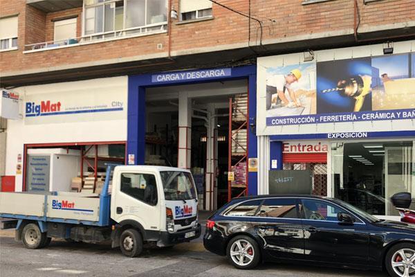 bigmat city inaugura en zaragoza su tienda de proximidad