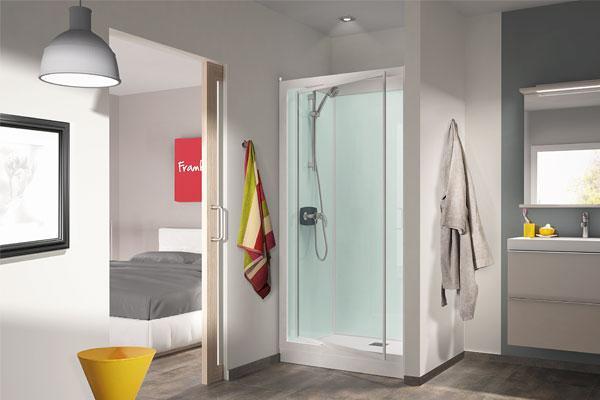 grandform lanza la nueva lnea de cabinas de ducha kineprime glass