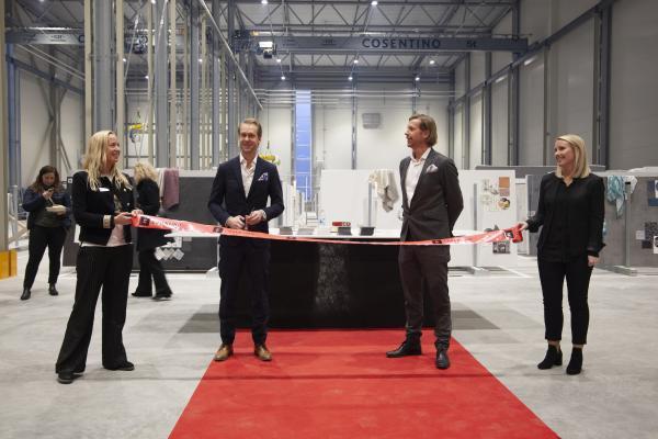 grupo cosentino abre nuevo center en estocolmo y culmina un ao de fuerte expansin en europa