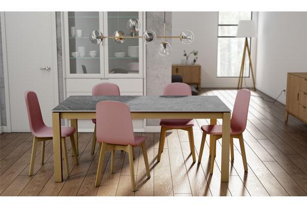kerala de cancio mesas y barras extensibles con mltiples posibilidades