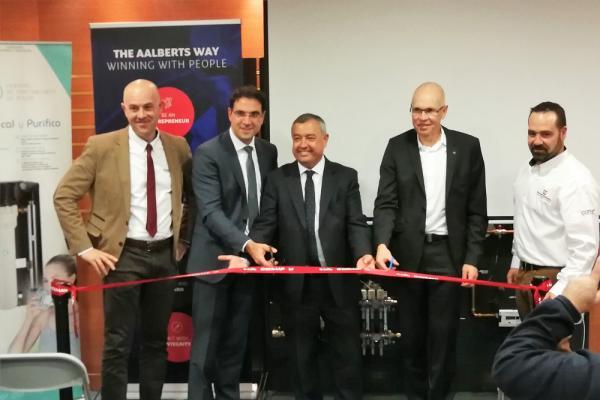 standard hidrulica inaugura nuevas instalaciones en pinto