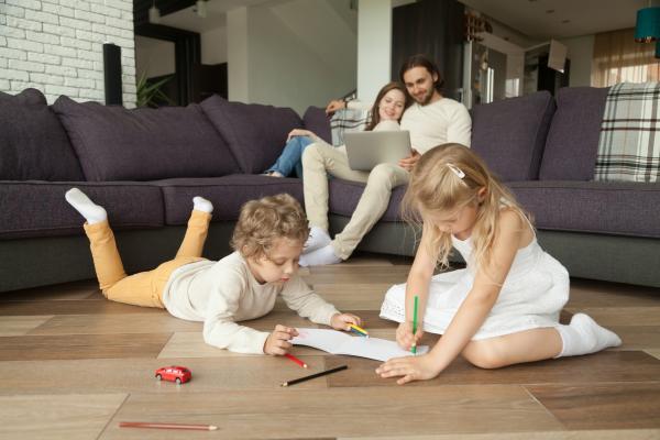 weberenergyfloor calefaccin invisible para los espacios interiores en viviendas