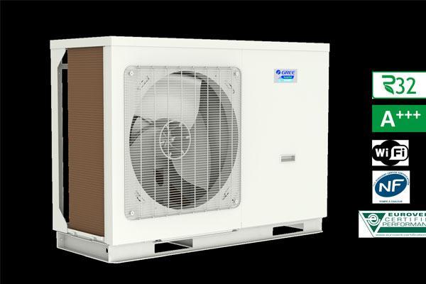 nuevas bombas de calor versati iii monobloc r32 de gree aerotermia eficiente y ecolgica